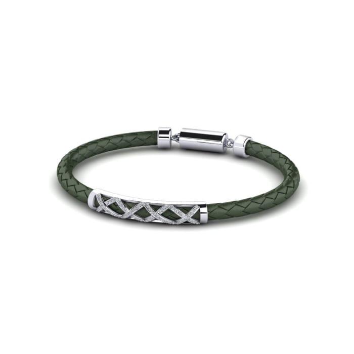 GLAMIRA Bracelet Edgar