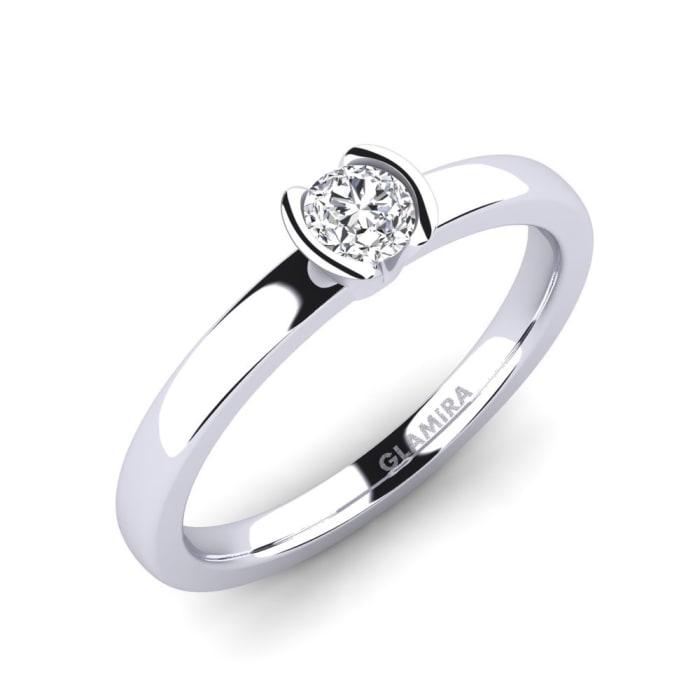 GLAMIRA Ring Farrah 0.25crt