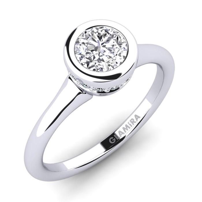 GLAMIRA Ring Fidelia 0.5 crt