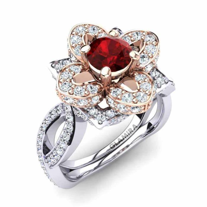 GLAMIRA Ring Blossom