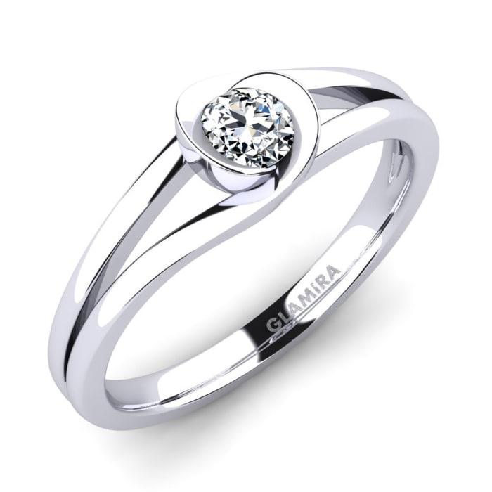GLAMIRA Ring Freesia