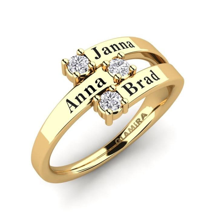 GLAMIRA Ring Geneva