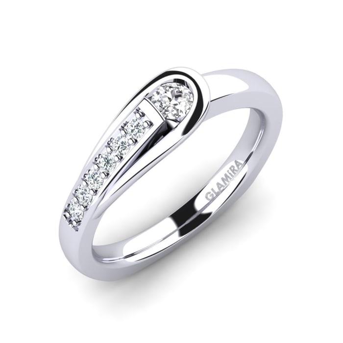 GLAMIRA Ring Genifer 0.1 crt