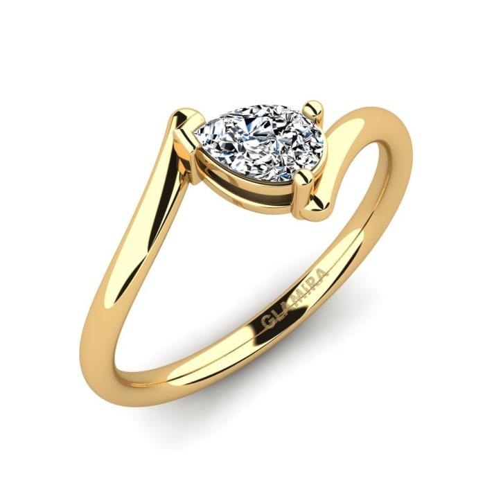 GLAMIRA Ring Gris
