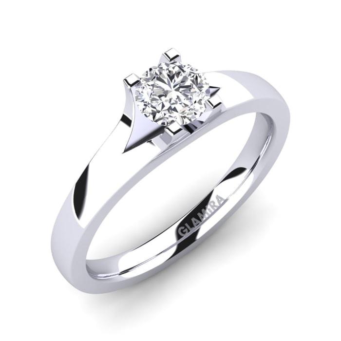 GLAMIRA Ring Henrietta 0.5crt