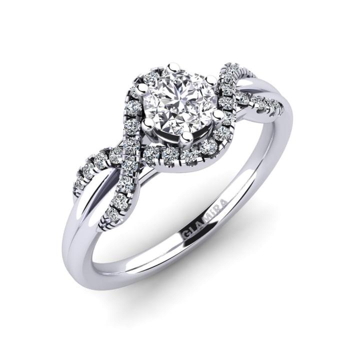 GLAMIRA Ring Jilessa 0.5 crt