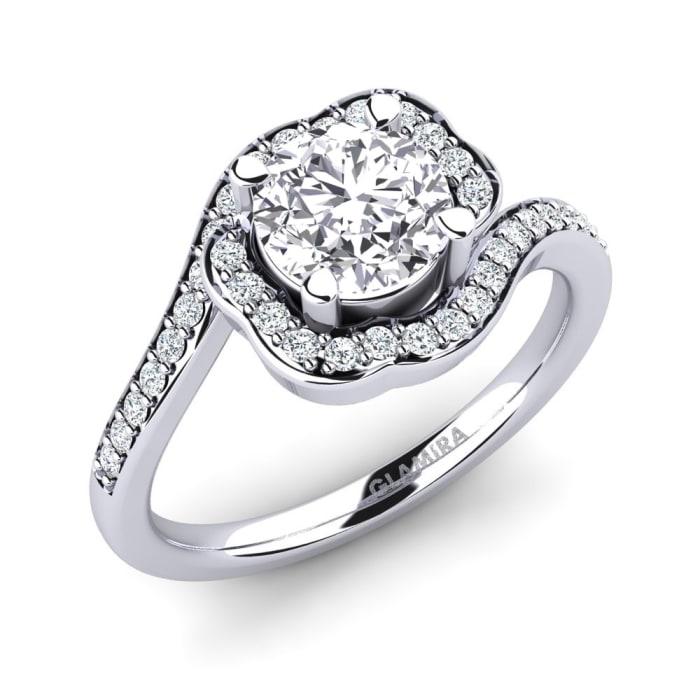 GLAMIRA Ring Jocelyn 1.0 crt