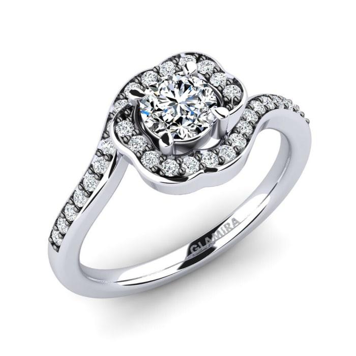 GLAMIRA Ring Jonna 0.5 crt