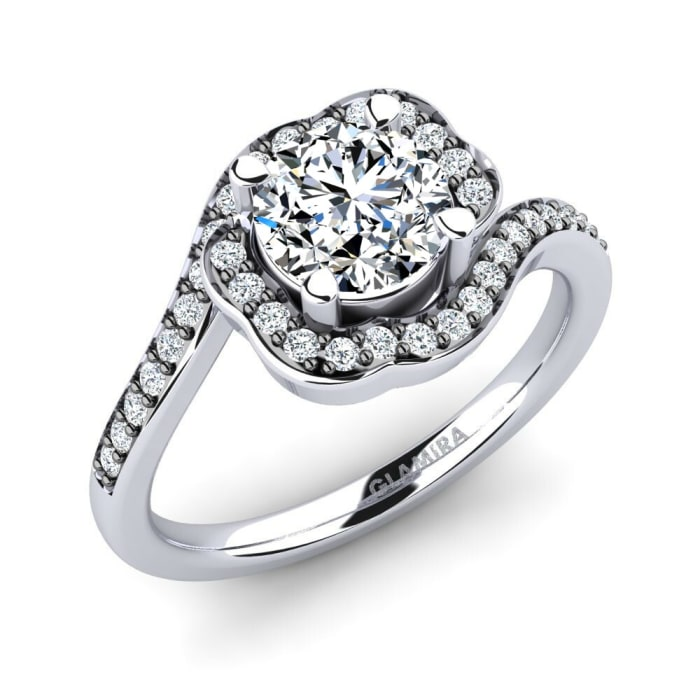 GLAMIRA Ring Jonna 1.0 crt