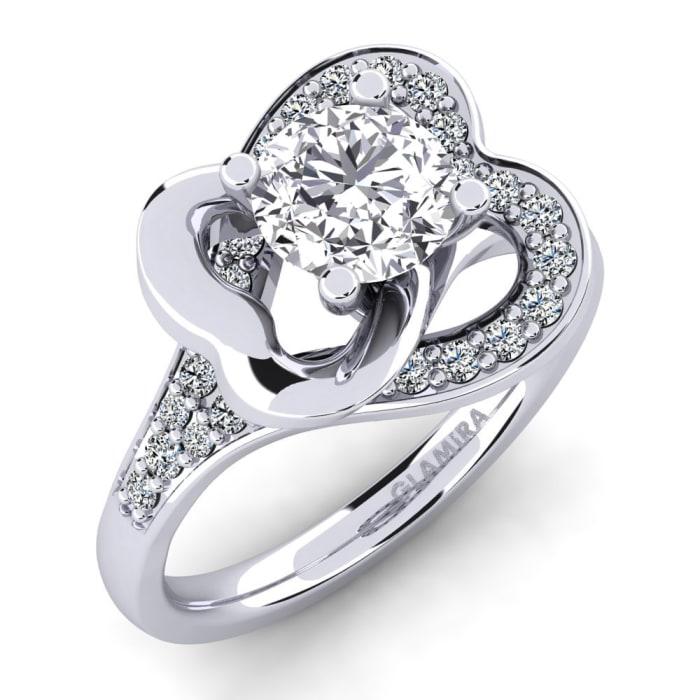 GLAMIRA Ring Kailyn 0.8 crt