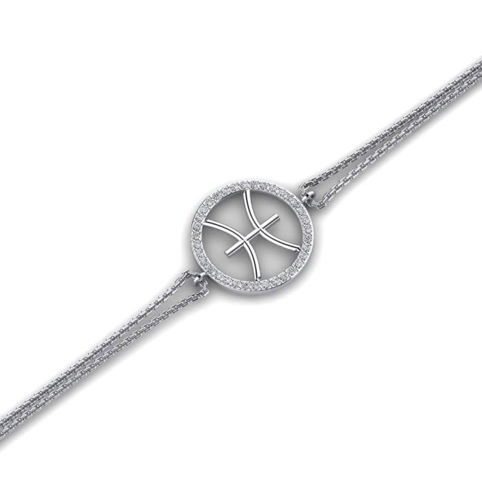 GLAMIRA Bracelet Kaleigh - Pisces