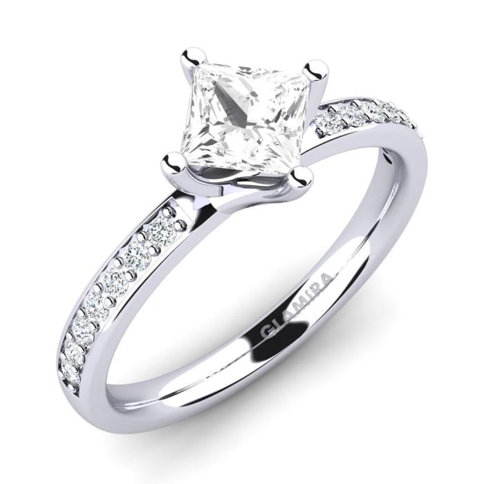 GLAMIRA Ring Dixie 0.93crt