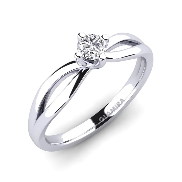 GLAMIRA Ring Layla 0.16crt