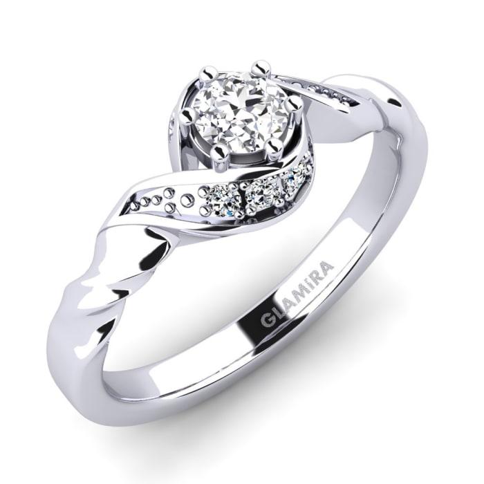 GLAMIRA Ring Leona 0.25 crt