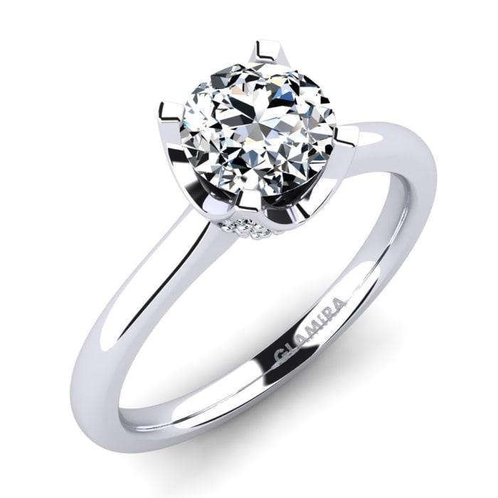 GLAMIRA Ring Litzy 1.0 crt