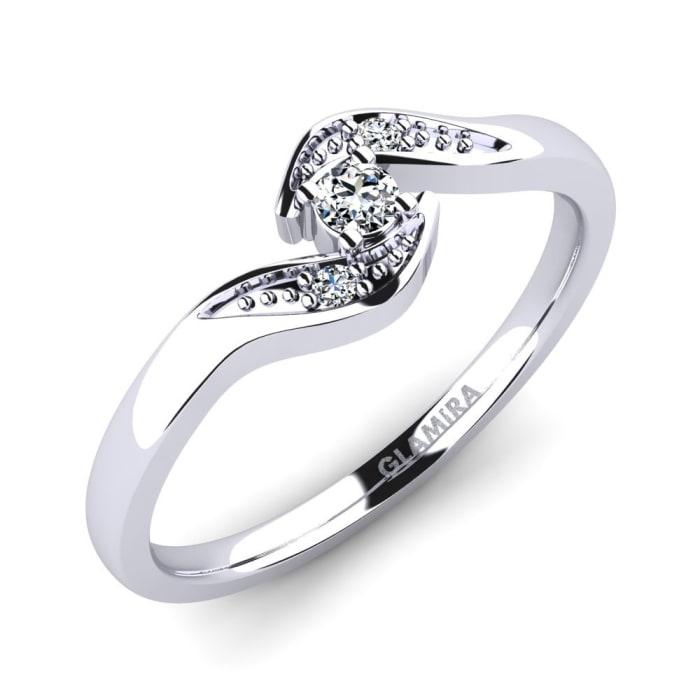 GLAMIRA Diamonds Ring Magnolia