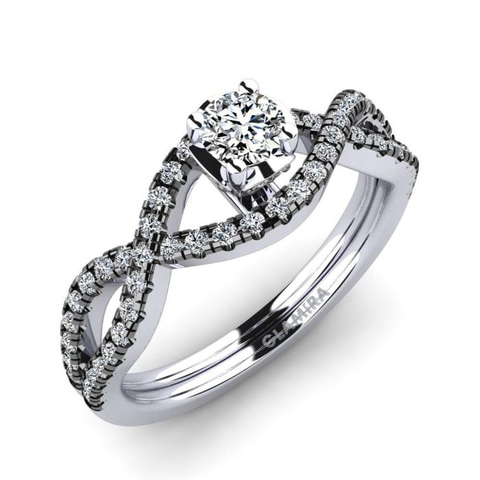 GLAMIRA Ring Mariel 0.25 crt