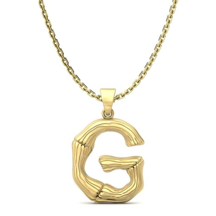 GLAMIRA Natural Pendant G