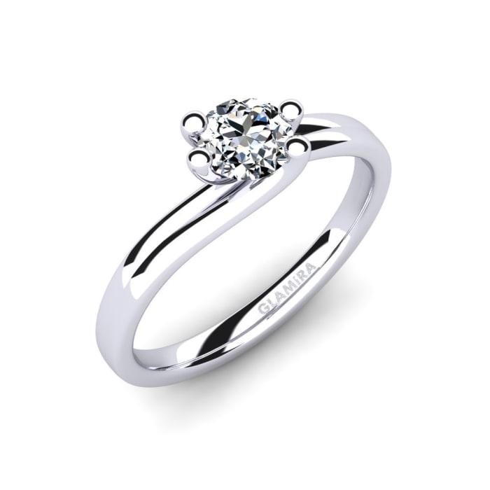 GLAMIRA Ring Bridal Dream 0.5crt