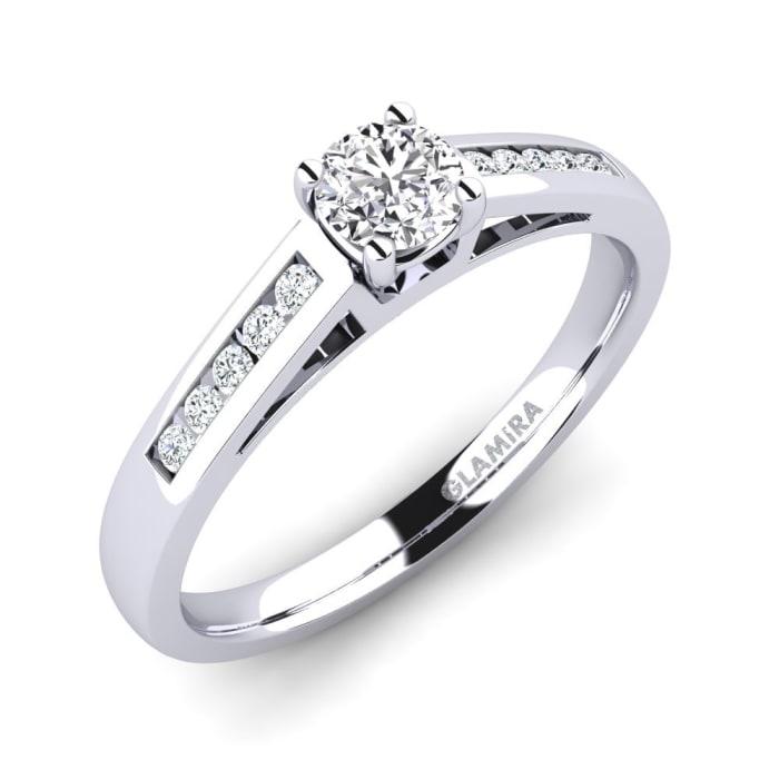 GLAMIRA Diamonds Ring Penelope