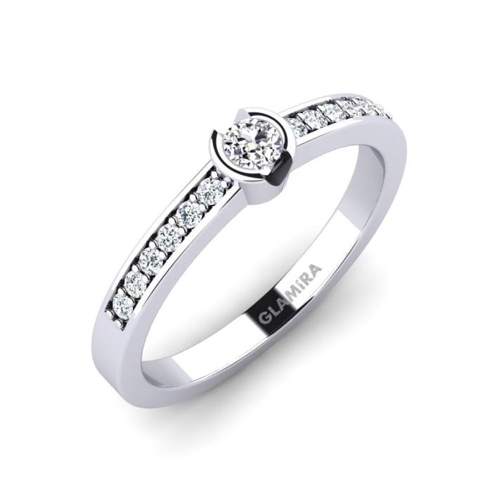 GLAMIRA Ring Penthe 0.1 crt
