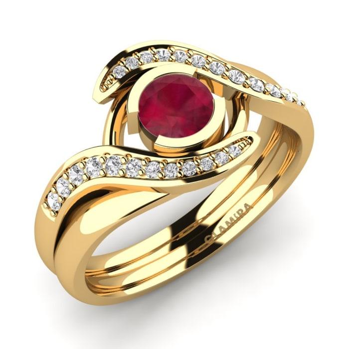 GLAMIRA Diamonds Ring Reese