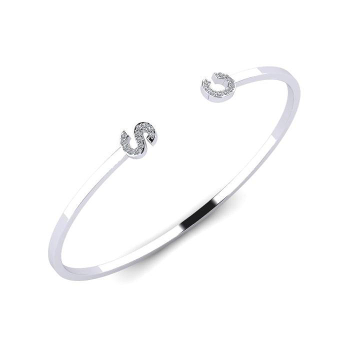 GLAMIRA Bracelet Rosann Large
