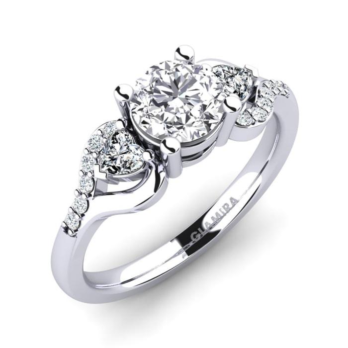GLAMIRA Ring Roselina 0.8 crt