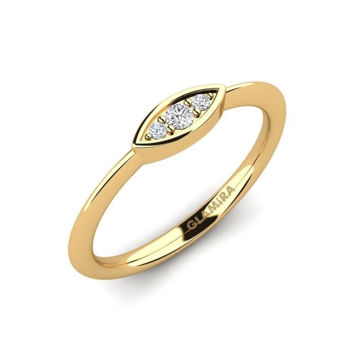 GLAMIRA Ring Saran