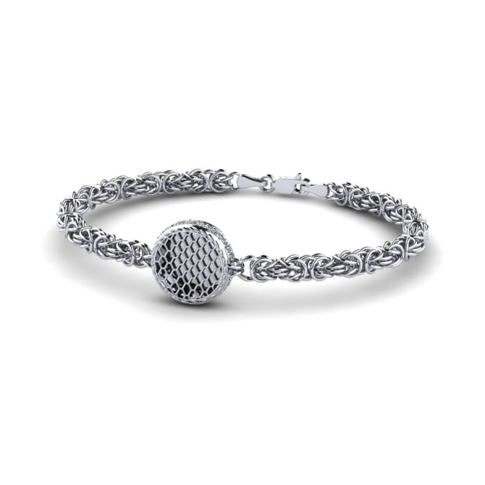 GLAMIRA Bracelet Serafim Large