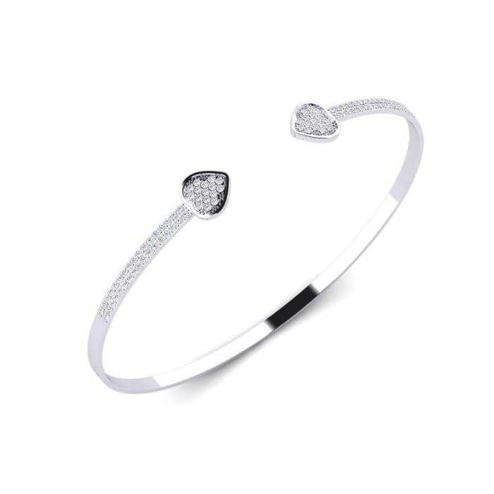 GLAMIRA Bracelet Skwovet Large