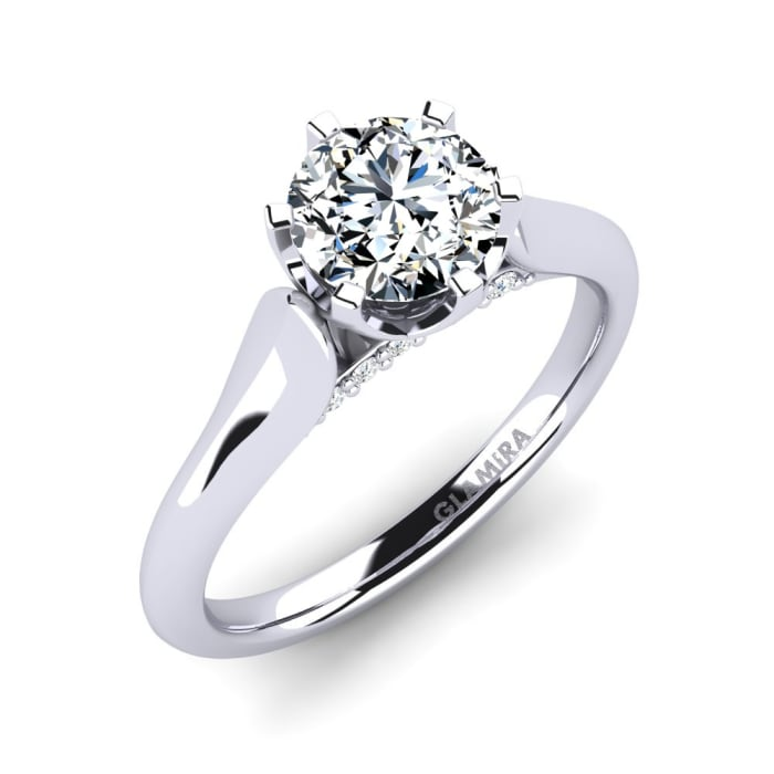 GLAMIRA Ring Suela 1.0 crt