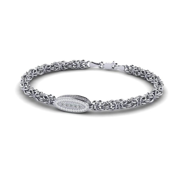 GLAMIRA Bracelet Xander Large