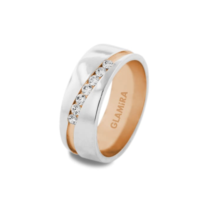 Women's Ring Heavenly Gloss