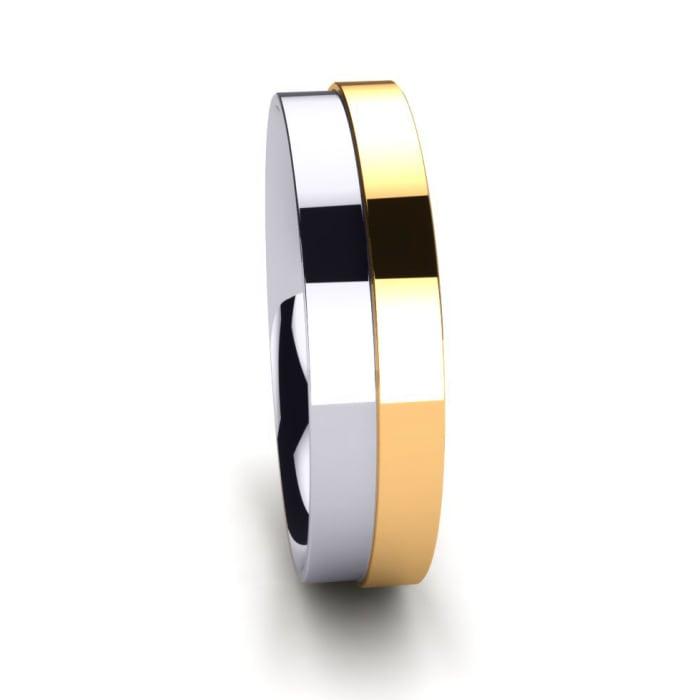 Men's Ring Unvarnished Sleek