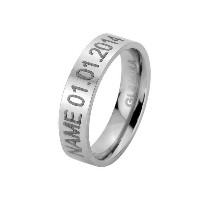 여성반지 Ring white