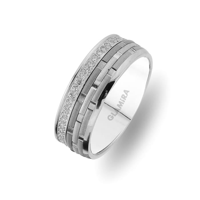 Women's ring Sensual Spin