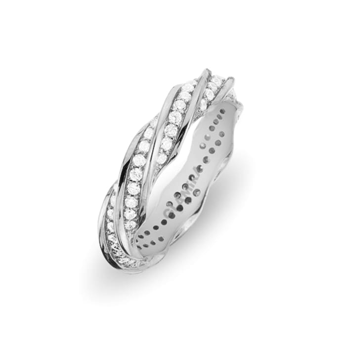 Women's ring Exotic Wind