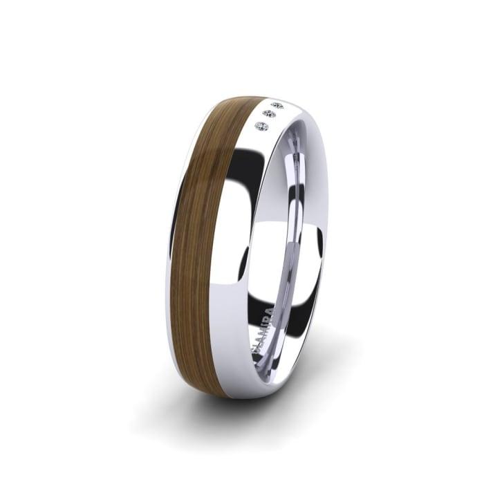 Women's Ring Confident Glow 6 mm