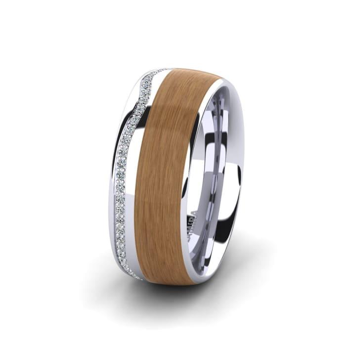 Women's Ring Confident Logic 8 mm