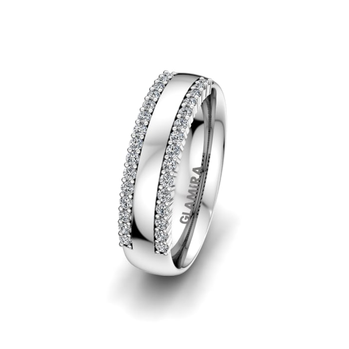 Women's Ring Strong Love 5 mm
