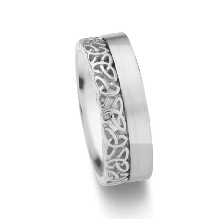 Men's Ring Golden Perfection