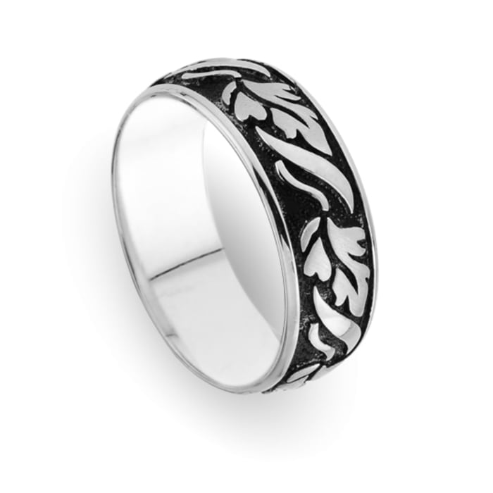 Men's ring Mystic Spring