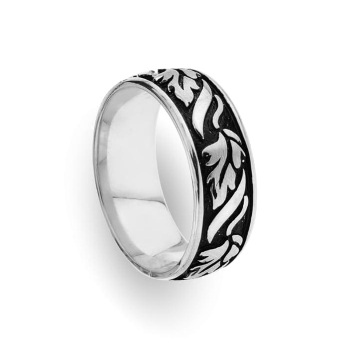 Men's ring Mystic Cloud