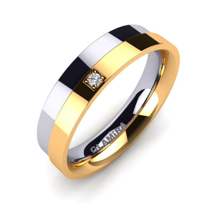 Women's ring Unvarnished Smart