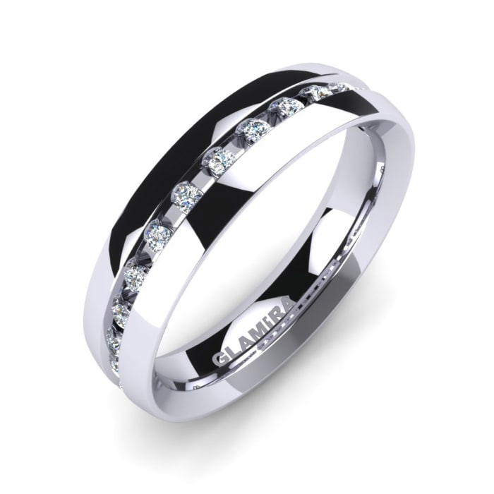 Women's ring Unvarnished Nice