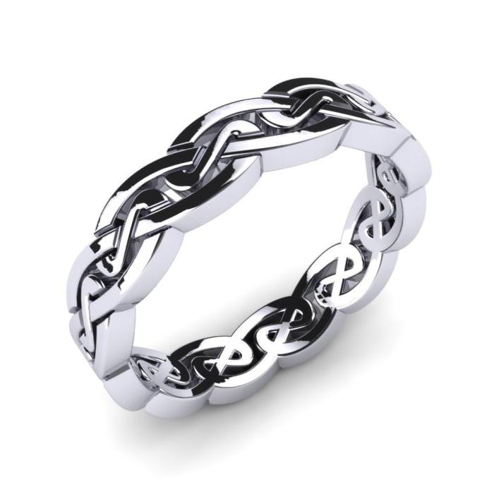 Men's Ring Celtic Solstice