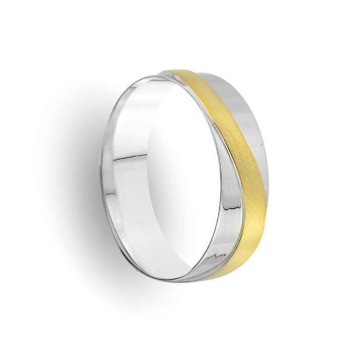 Men's ring Sense Flame