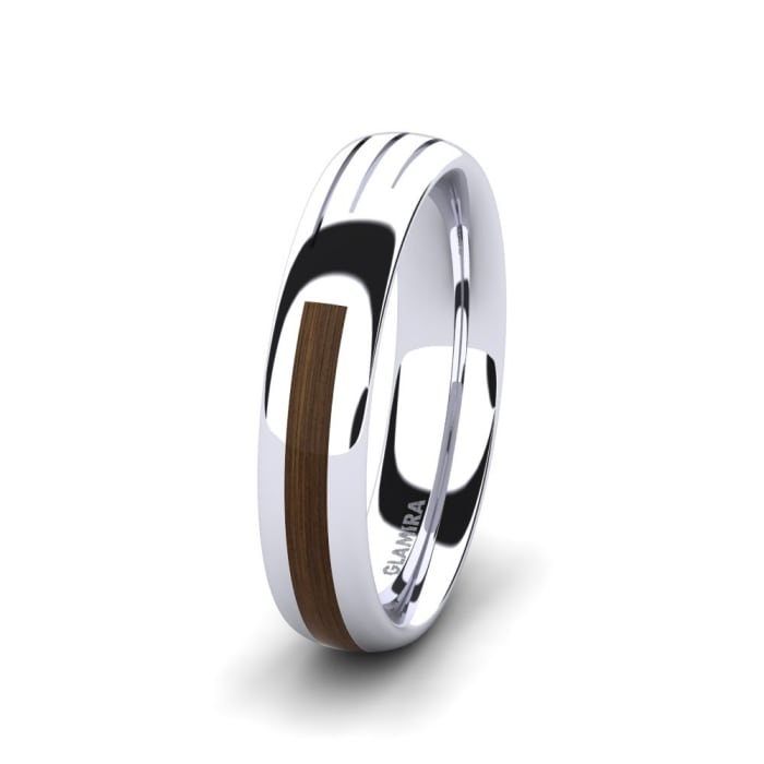 Men's Ring Confident Butterfly 5 mm