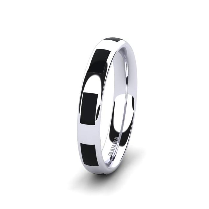 Men's Ring Confident Charm 4 mm